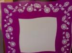 Taglio/Intarsio su Plexiglass 1